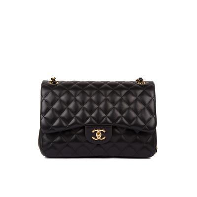 Jumbo Classic Bag Black